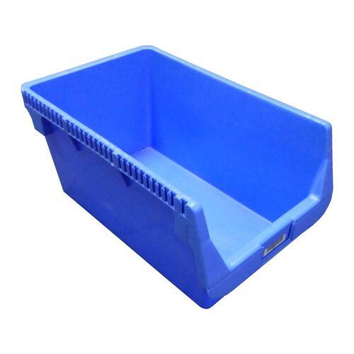 Gebruikte magazijnbak SSI Schaefer 630x395x300 blauw