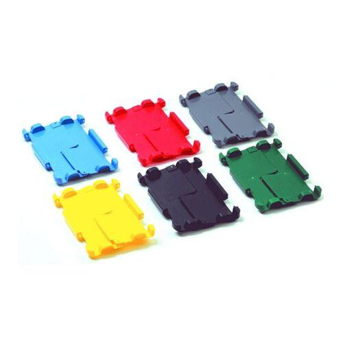 Klapdeksel voor transportkratten VTK 400x300 blauw